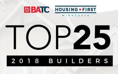 Eternity Homes Makes 2018 BATC Top 10 List!